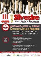 III cursa Sant Silvestre