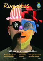 Roquetes: revista mensual d'informació local, número 253, març  2008
