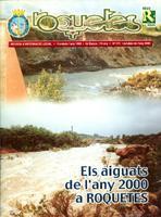 Roquetes: revista mensual d'informació local, número 175, octubre 2000