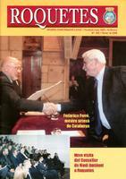 Roquetes: revista mensual d'informació local, número 222, gener  2005