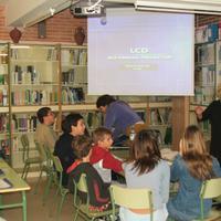 Campanya de l'aigua: IES de Roquetes l'any 2005