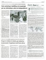 El govern iniciarà els tràmits per adjudicar la concessió i l'explotació del Xerta-Sénia