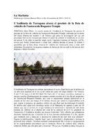 L'Audiència de Tarragona aixeca el precinte de la flota de vehicles de l'autoescola Roquetes-Temple