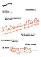 Roquetes: revista mensual d'informació local, número 108, setembre 1994