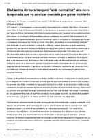 """Els taurins ebrencs tanquen """"amb normalitat"""" una nova temporada que va arrencar marcada per greus incidents"""