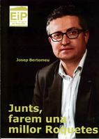 Programa electoral EiP per Roquetes 2015. Eleccions Municipals.