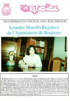 Roquetes: revista mensual d'informació local, número 146, febrer 1998