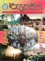 Roquetes: revista mensual d'informació local, número 195, julilol 2002