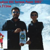 Expedició UEC Tortosa Pamir a l'any 2005