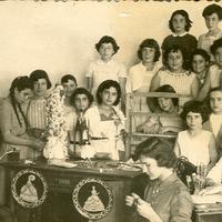 Col·legi Menéndez Pelayo, 26 de juny de 1958
