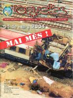 Roquetes: revista mensual d'informació local, número 213, març  2004