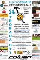 24a Trobada BTT Ciutat de Roquetes