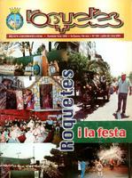 Roquetes: revista mensual d'informació local, número 184, juliol 2001