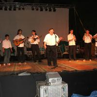 Rondalla amb Juanito Aragonés al Tradicionàrius l'any 2005