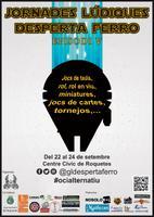 Jornades Lúdiques Desperta Ferro&lt;br /&gt;<br /> Episodi V