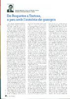 De Roquetes a Tortosa a peu amb l'autobús de gasogen