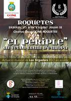 """""""El Periple: la vella llum d'Europa"""", una pel·lícula de Mario Pons Múria, amb actuació musical de Los Sirgadors BSO en acústic"""