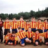 CD Roquetenc, benjamins 2001 - 2002
