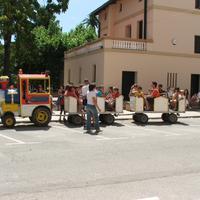 Parc infantil de les Festes Majors de Roquetes, any 2007