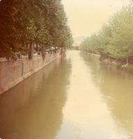 Pas del Canal de la Dreta de l'Ebre per Roquetes. 1997