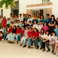 Curs 1992-1993. 8è EGB. Escola Mestre Marcel·li Domingo