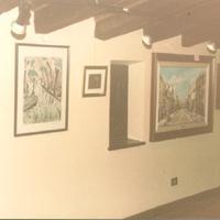 Exposició de Pintura al Casal Municipal de l'Hort de Cruells