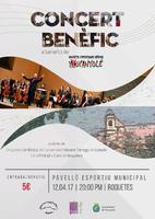 Concert benèfic a benefici de Proyecto Expediciones Médicas Youcanyolé