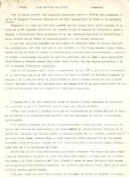 Comunicat informatiu en relació a la presentació de la plantilla del CD Roquetenc 1985/1986