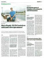 Victorias de Alcoba, Cid y Antó en la Copa Catalunya.