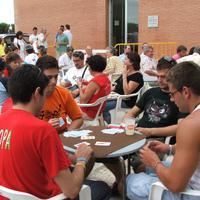 Concurs de guinyot, a les Festes de la Raval de Crist, any 2007