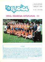 Roquetes: revista mensual d'informació local, número 128, juny 1996