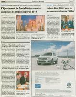 Roquetes signa un conveni amb el Servei Català de Trànsit per elaborar un pla de seguretat viària