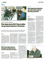 Mor Luis Felipe Alberca, director de l'Observatori de l'Ebre durant setze anys.