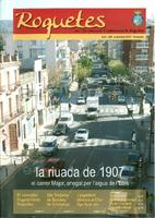 Roquetes: revista mensual d'informació local, número 249, novembre  2007