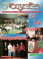Roquetes: revista mensual d'informació local, número 192, abril  2002