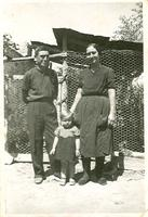Familia Solé Carles, 1943