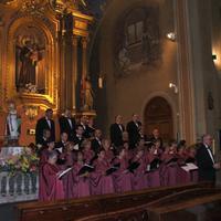 Concert de Coral, any 2007