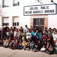 CEIP Mestre Marcel·lí Domingo 2001