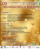 XXI Fira Nadalenca de Roquetes
