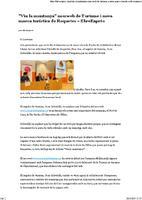 """""""Viu la muntanya"""" nou web de Turisme i nova marca turística de Roquetes."""