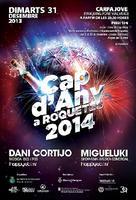 Cap d'any a Roquetes 2014