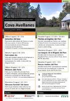 Centre de Natura de Cova Avellanes. Estiu 2018