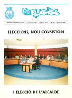 Roquetes: revista mensual d'informació local, número 161, juny 1999
