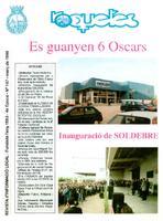 Roquetes: revista mensual d'informació local, número 147, març  1998