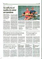 Joan Alcoba termina 26º en la Copa de España
