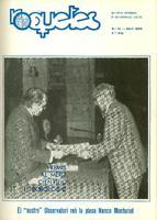 Roquetes: revista mensual d'informació local, número 14, abril 1985