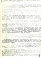 Memòria del CD Roquetenc, presentada a l'Assemblea General Ordinària de Socis de 1985 (sense anotacions)