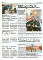 Miró y Alcoba, discretos en la Copa de España