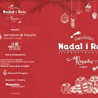Gaudeix Nadal i Reis: Roquetes: Agenda Nadal i Reis 2017 - 2018