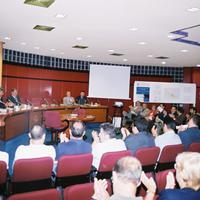 Acte Institucional a l'Ajuntament de Roquetes